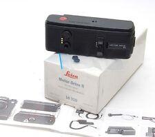 Leica Motor-Drive R f. R4/R5/R6 und R6,2 14310 NEW
