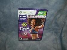 Zumba Fitness Rush (Microsoft Xbox 360 Kinect, 2012)