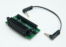 Raspberry Pi CRT female adapter coverter analog RGB video audio output