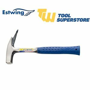 Estwing E3/239S Roofers Pick Hammer Smooth Face Vinyl Grip Hammer Pick
