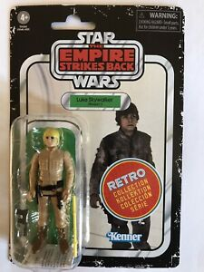 Star Wars Retro Collection Luke Skywalker Bespin. Wave 2. Mint.