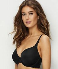 4f5b2d049f8d3 Paramour by Felina 255455 Black Memory Foam Contour Seamless Bra Size 34H