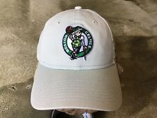 New NEW ERA NBA Boston CELTICS Hat Cap, GRAY, StrapBack