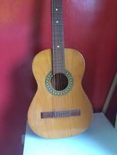 Palma  3/4 Size Classical Guitar in Natural Wood  model 300n