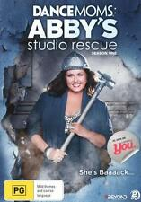 Dance Moms: Abby's Studio Rescue - Season 1  - DVD - NEW Region 4