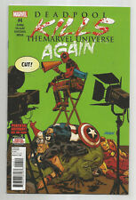 DEADPOOL KILLS THE MARVEL UNIVERSE AGAIN # 4 * NEAR MINT