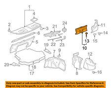 TOYOTA OEM 99-03 Solara Interior-Rear-Rear Panel Trim 5838706040