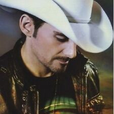 """Brad Paisley """"this is MUSICA COUNTRY"""" CD NUOVO"""