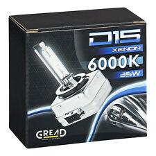 D1S GREAD 35W 6000K XENON BRENNER BIRNE BIRNEN LAMPE MIT E-PRÜFZEICHEN