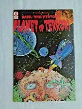 Basil Wolverton's Planet Of  Terror #1 Oct. 1987 Dark Horse First Print NM (9.4)