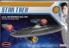 Polar Lights Star Trek Discovery , Uss Enterprise NCC-1701 1/2500 Snap-It 971M