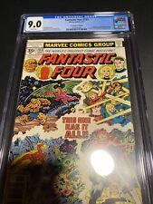 Fantastic Four 183 35 Cent Variant - CGC Graded 9.0!