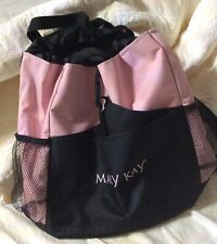 MARY KAY BACKPACK,PINK & BLACK~NEW!
