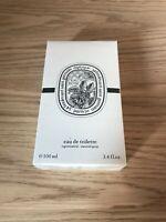 Diptyque Eau Rose Eau De Toilette 100 Ml | 3.4 FL.OZ New In Box,Sealed,For Women