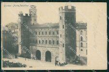 Torino Città Porta Palatina cartolina VK1850
