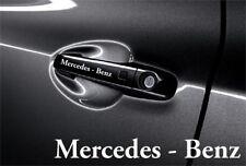 5x Mercedes-Benz Sticker decals for door handle and mirrors self-adhesive