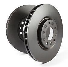 EBC Replacement Front Vented Brake Discs for Daihatsu Copen 0.7 Turbo (03 > 13)