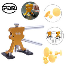 PDR Paintless Removal Dent Puller Lifter Glue Tab Car Body Repair Basic Tool Kit