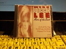 More of the Best by Peggy Lee (Vocals) (CD, Sep-1996, Laserlight)MINT CONDITION
