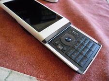 Sony Ericsson Aino U10i - Glänzendes Weiss (Ohne Simlock)