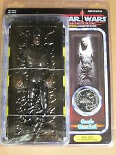 "2017 POTF HAN SOLO CARBONITE LAST 17 GENTLE GIANT 12"" RETRO JUMBO ACTION FIGURE"