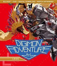Digimon Adventure Tri: Loss Blu-ray