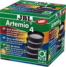 JBL Artemio 4 Seive Set  (aquarium fish tank brineshrimp live food culture fry)