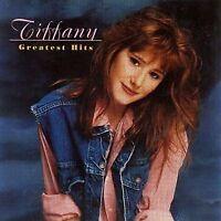 Tiffany - Greatest Hits [CD]