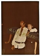 ELVIS PRESLEY ORIGINAL VINTAGE CANDID PHOTO - GRACELAND, TN - JULY 4, 1969