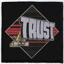 TRUST PATCH / SPEED-THRASH-BLACK-DEATH METAL