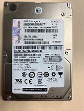 """IBM Seagate 300GB SAS 15K 2.5"""" HDD Hard Drive ST9300653SS 03X3797"""