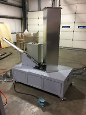 Tdf Tdc corner fitter, corner punching unit. Hvac square duct machinery.
