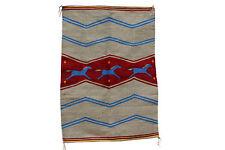 Gloria Hardy, Pictorial Rug, Navajo Handwoven, 31 1/2'' x 44''