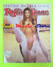 ROLLING STONE USA MAGAZINE 672/93 Cindy Cronicles P.Townshen Henry Rollins No cd