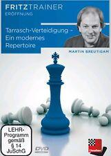 ChessBase Breutigam - Tarrasch-Verteidigung - Ein modernes Repertoire  NEU / OVP