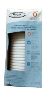 Whirlpool Large Capacity Sediment Filter Cartridge WHKF-GD25BB 6 Months