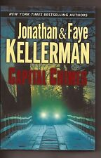 1st/1st Edition Capital Crimes by Jonathan and Faye Kellerman (2006, Hardcover)