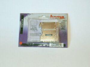 Hama SCSI Adapter (68-pin Stecker)(50-pin Buchse) NEU