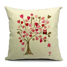 Floral Garden Asian/Oriental Decorative Cushions & Pillows
