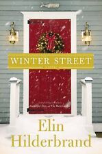 Winter Street by Elin Hilderbrand ( Hardcover)  SIGNED COPY