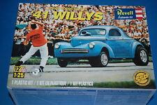 Revell 85-1287 - '41 Willys'  Scala 1/25
