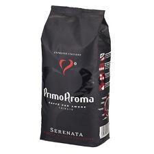 Kaffee Espresso in Bohnen Primo Aroma Serenata 100 % Arabica Kaffeebohnen 1 kg