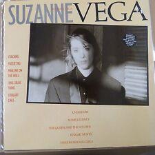 vinyl lp record SUZANNE VEGA