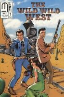 The Wild Wild West #1 - early Adam Hughes cover - Near Mint