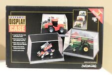 Ertl PRESTIGE DISPLAY CASE box includes 3 cases for 1:64 Scale NEW