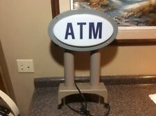 Atm Machine Sign Topper Euc