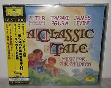 SHM-CD A CLASSIC TALE - MUSIC FOR OUR CHILDREN - JAPAN UCCG-50043