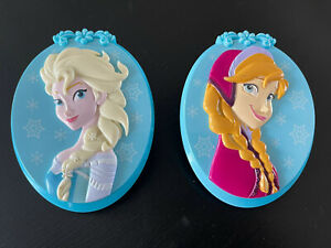 Boca Clips by O2COOL - Beach Towel Clips - Holders - Disney Frozen - Else & Anna