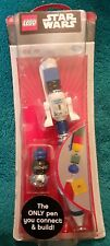 Lego Star Wars R2-D2 Stylus 2157 Ballpoint Pen 2006 New