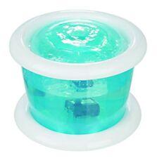Trixie Distributeur Automatique D'eau Bubble Stream 3l Bleu/blanc pour Chien